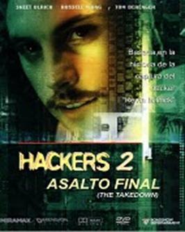 Hackers 3, Conspiración en la red.