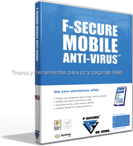 F-Secure Mobile Anti-Virus