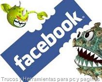 Cuidado nuevo virus en facebook con el mensaje (¡GUAU!)