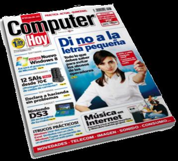 Revista Computer Hoy 10 Junio 2011
