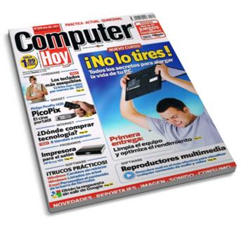 Revista Computer Hoy 13 Mayo 2011