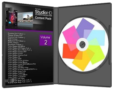 Pinnacle Studio HD 15 Content Pack v2_0 Light