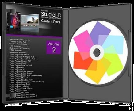 Pinnacle Studio HD 15 Content Pack v2_0 Light