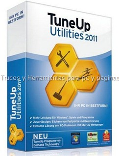 TuneUp Utilities 2011 v10.0.4200.156 (Español Oficial - Full)-