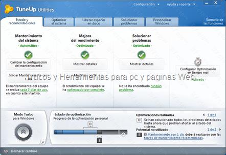 TuneUp Utilities 2011 v10.0.4200.156 (Español Oficial - Full)----