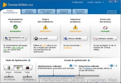 Trucos y Herramientas para pc y paginas Web