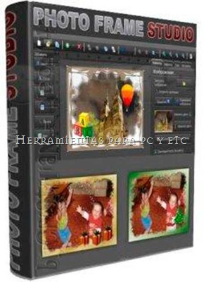 Mojosoft Photo Frame Studio v2.86 ESPAÑOL (Multilenguaje)